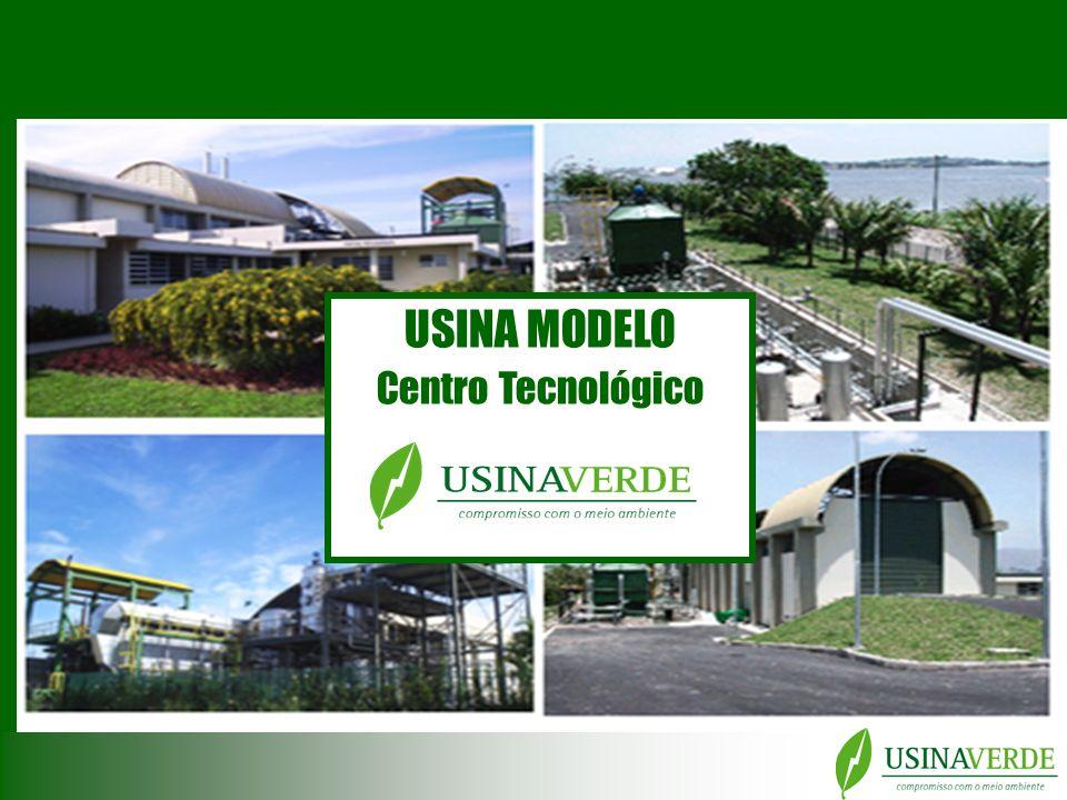 USINA MODELO Centro Tecnológico