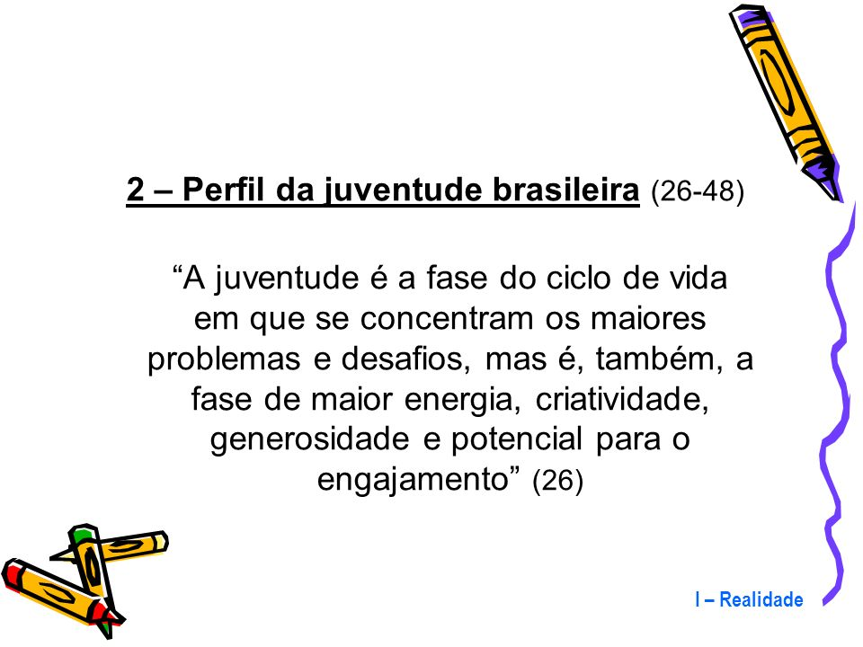 2 – Perfil da juventude brasileira (26-48)