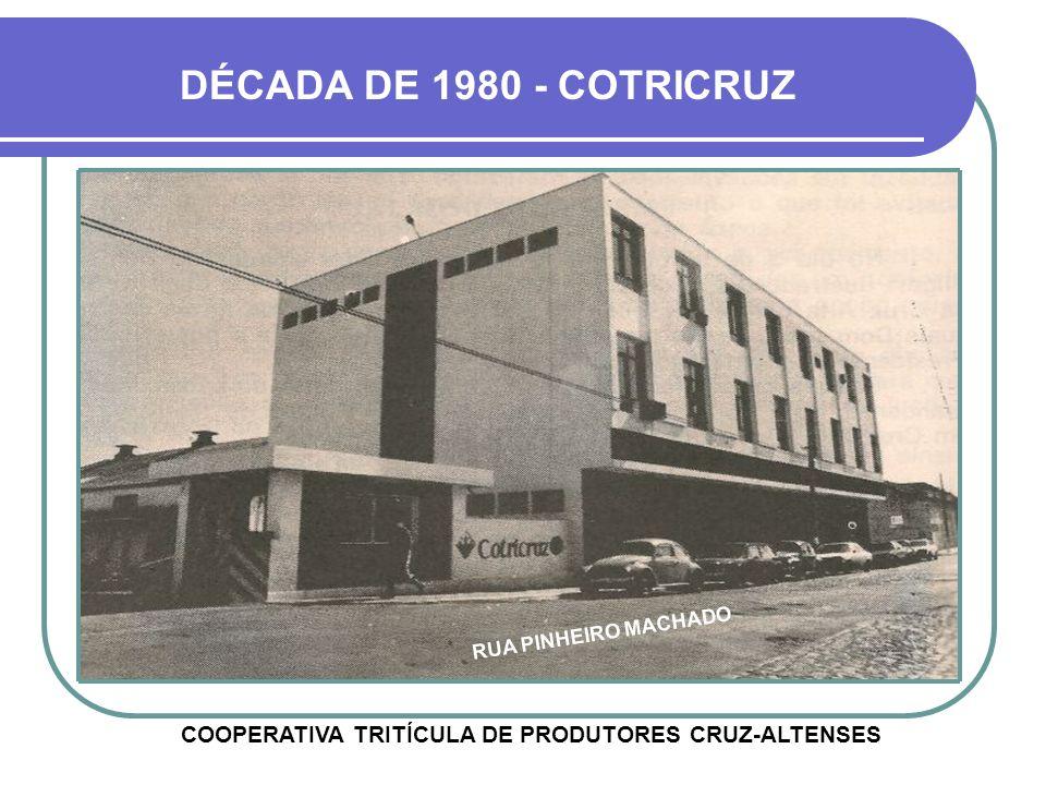 COOPERATIVA TRITÍCULA DE PRODUTORES CRUZ-ALTENSES