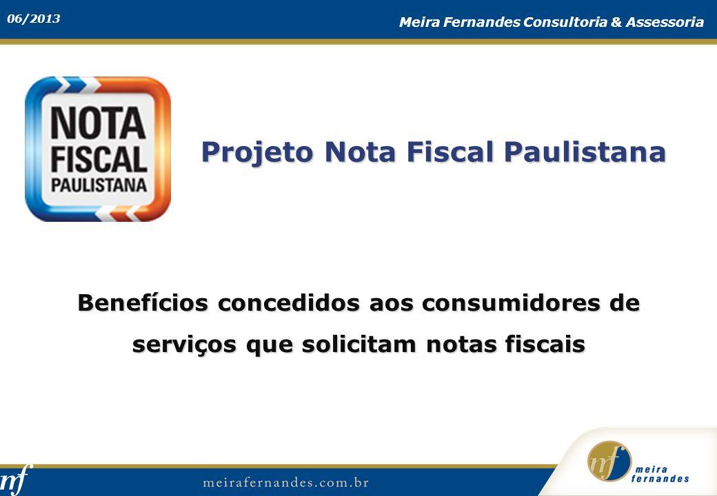Projeto Nota Fiscal Paulistana