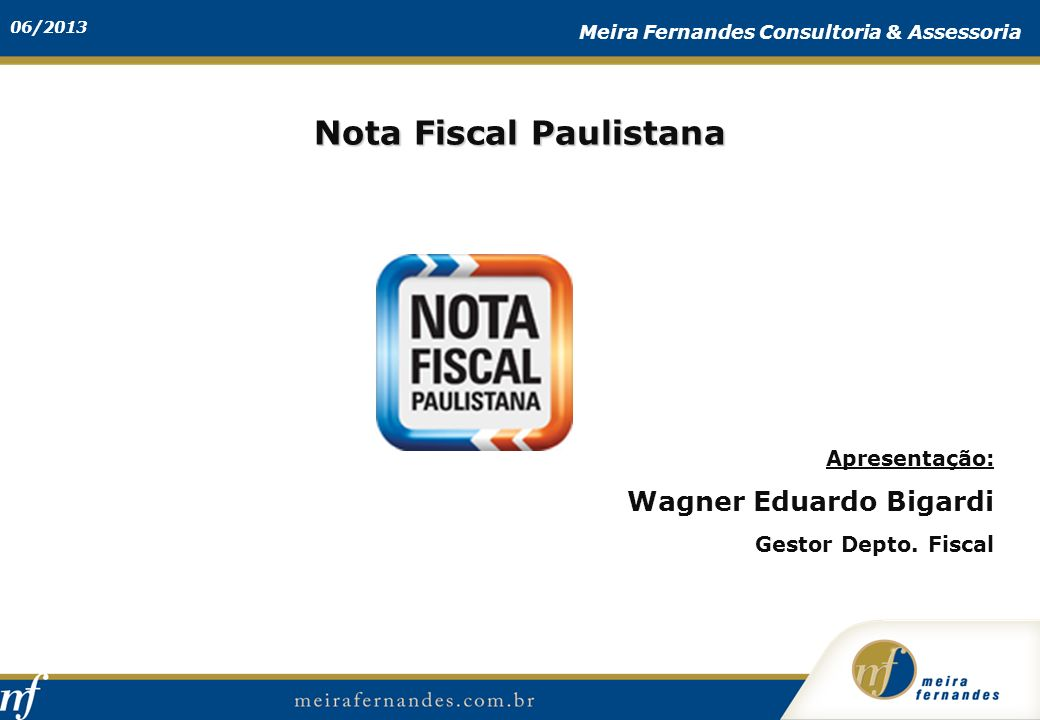 Nota Fiscal Paulistana