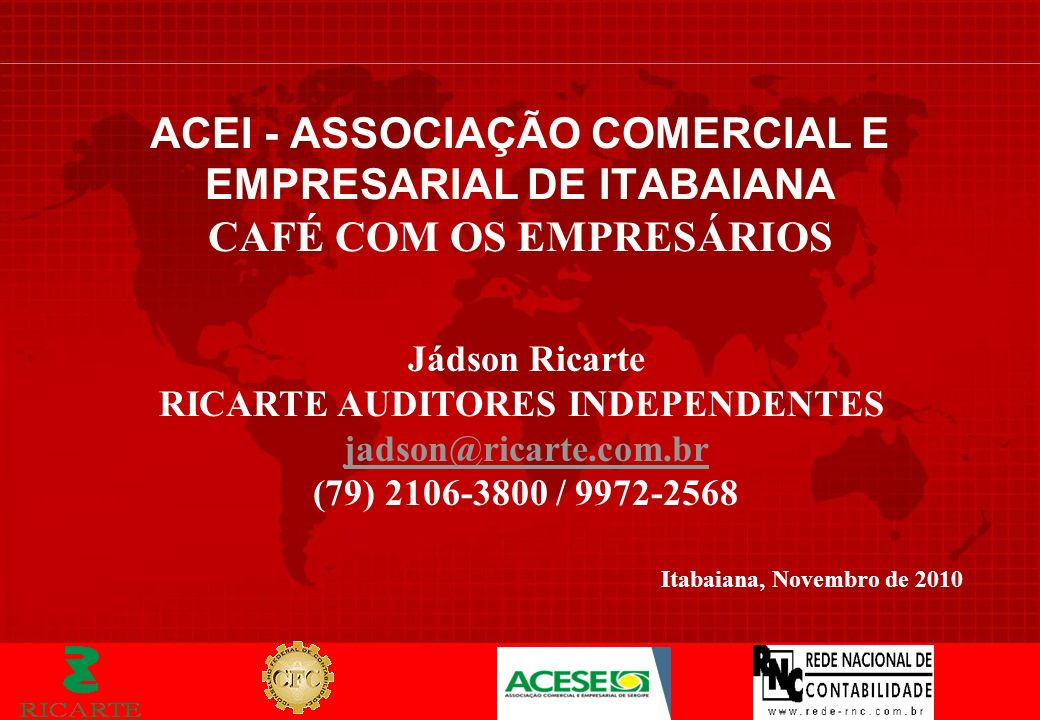RICARTE AUDITORES INDEPENDENTES