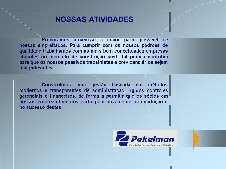 NOSSAS ATIVIDADES
