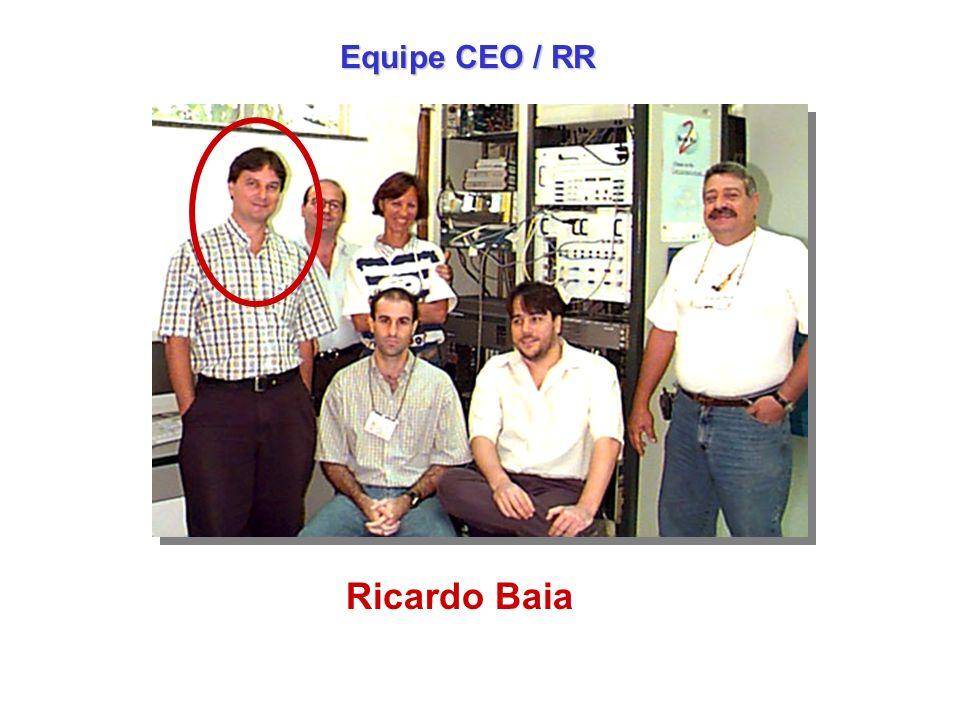 Equipe CEO / RR Ricardo Baia