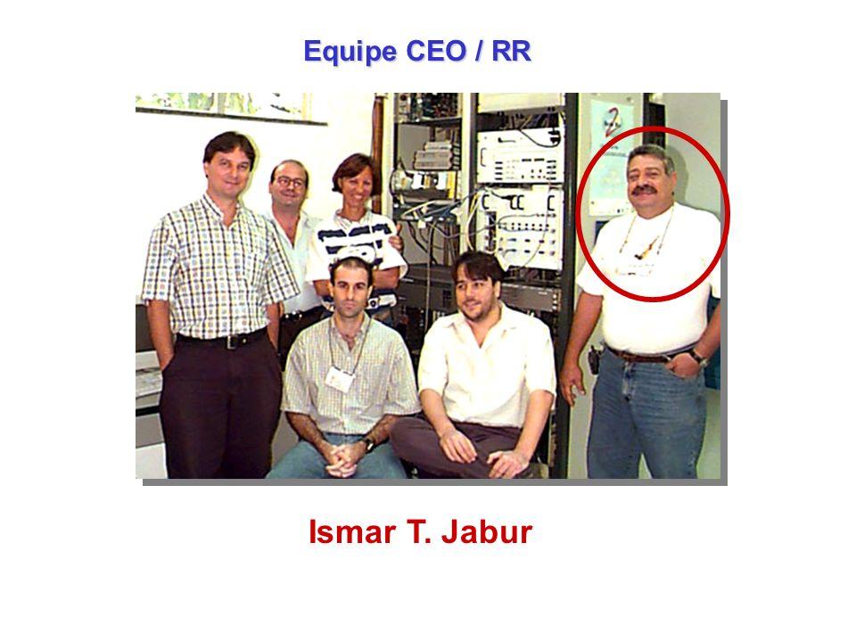 Equipe CEO / RR Ismar T. Jabur