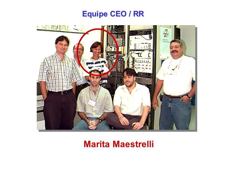 Equipe CEO / RR Marita Maestrelli