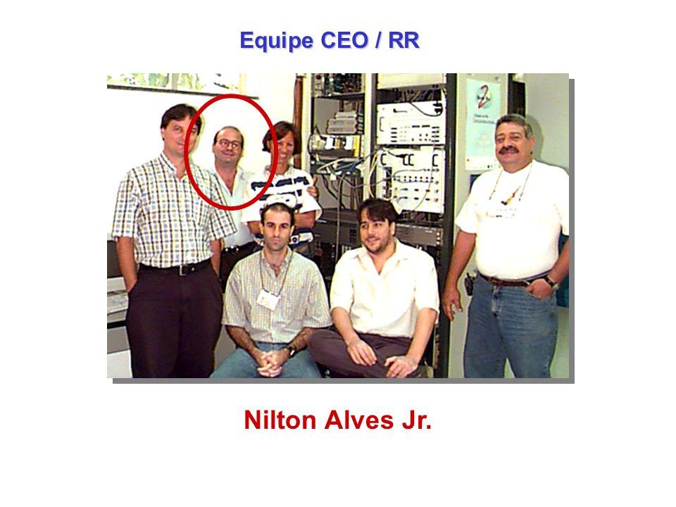 Equipe CEO / RR Nilton Alves Jr.