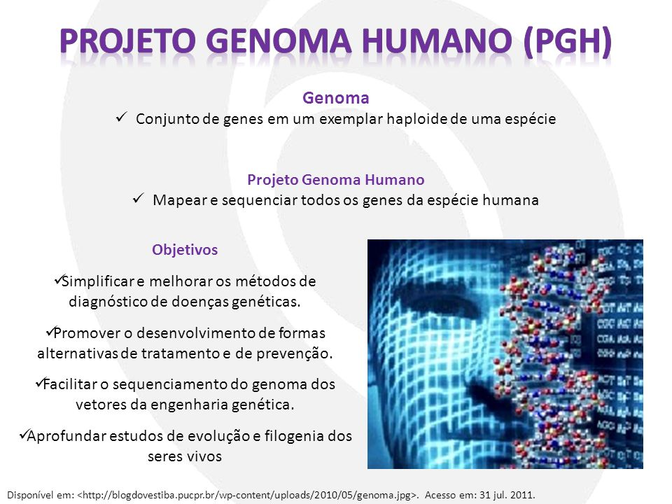 Projeto Genoma Humano (PGH)