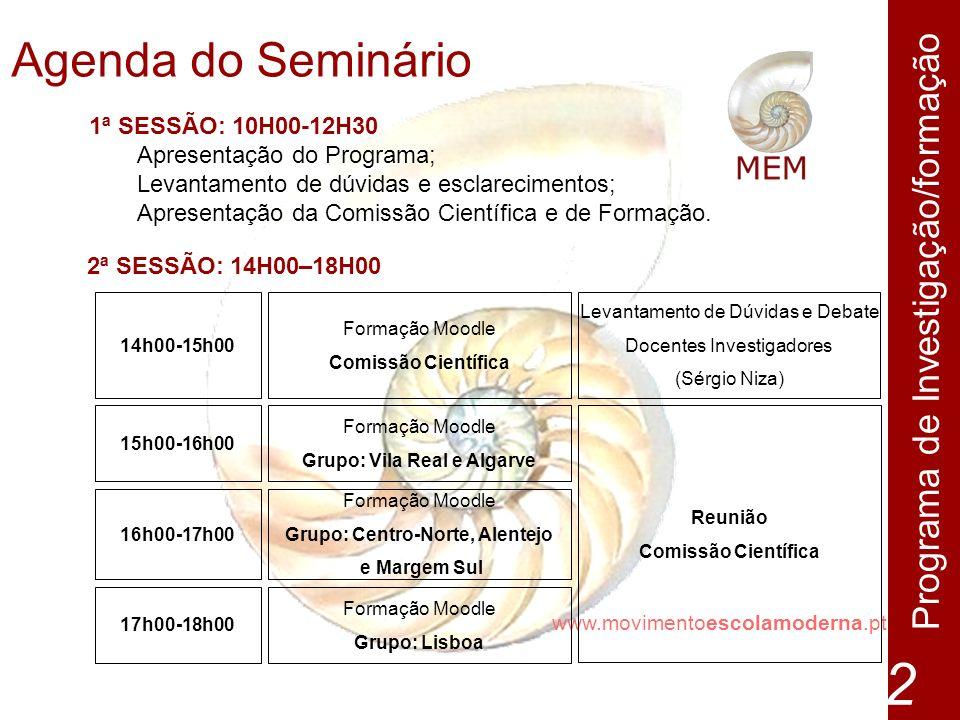 Grupo: Vila Real e Algarve Grupo: Centro-Norte, Alentejo