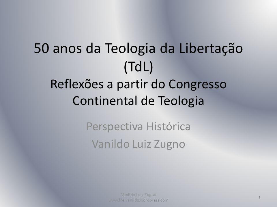 Perspectiva Histórica Vanildo Luiz Zugno