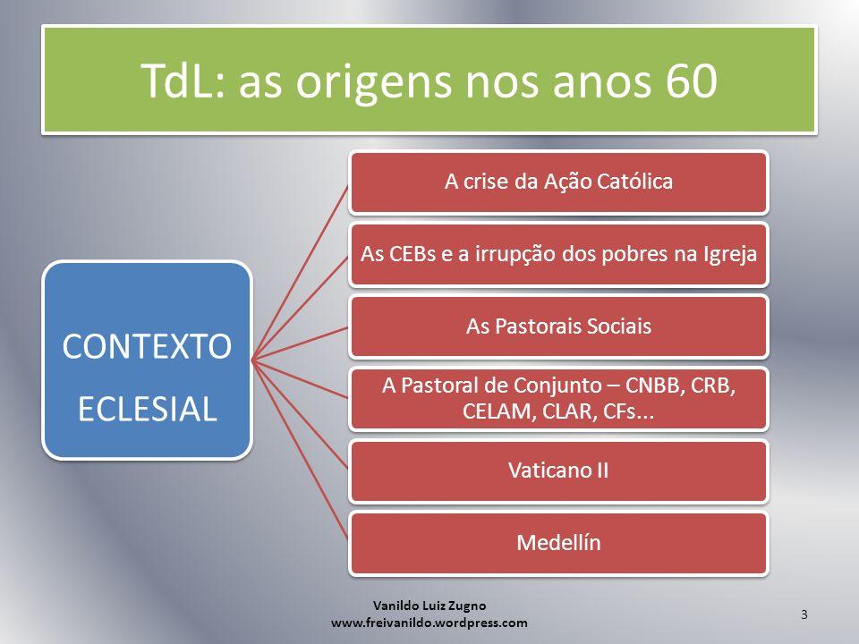 TdL: as origens nos anos 60