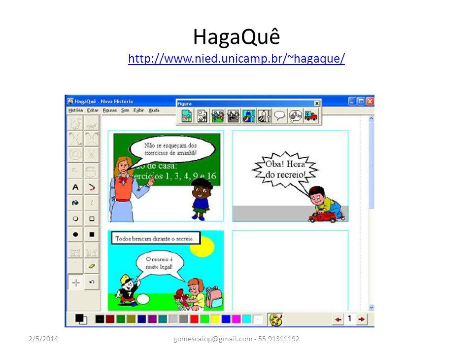 HagaQuê http://www.nied.unicamp.br/~hagaque/