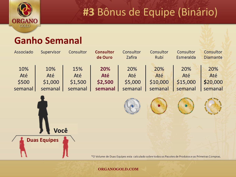#3 Bônus de Equipe (Binário)