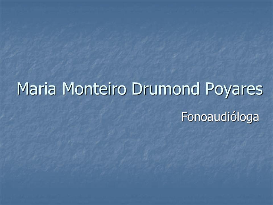 Maria Monteiro Drumond Poyares