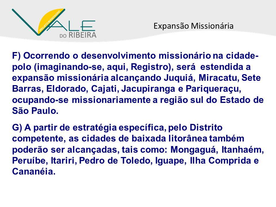 Expansão Missionária