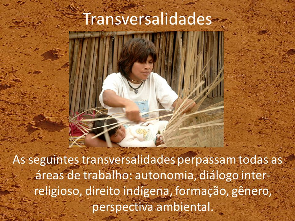 Transversalidades