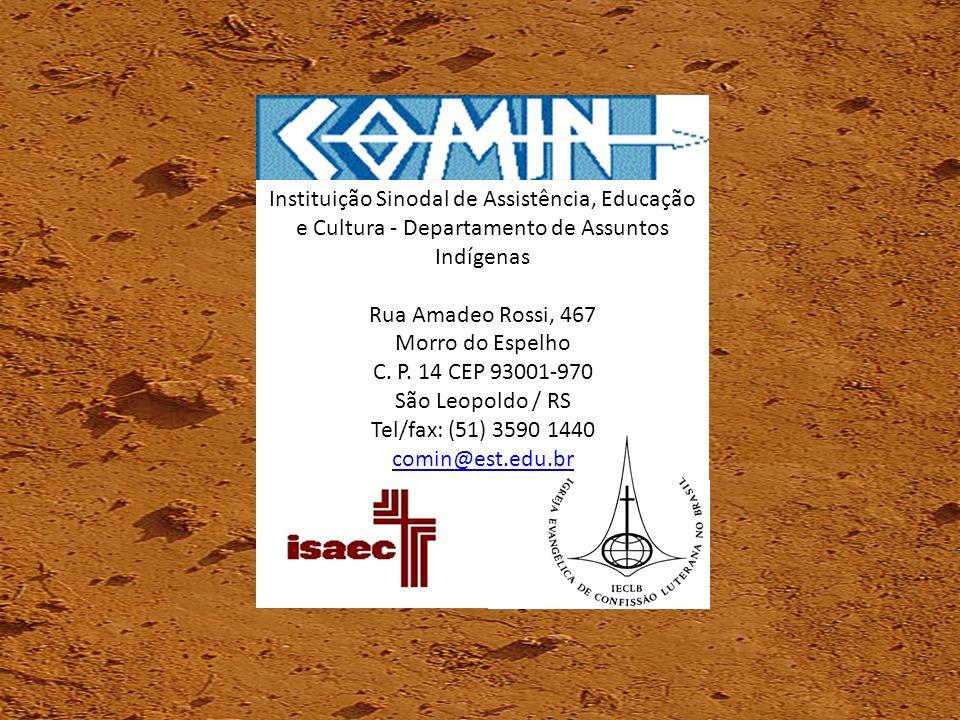 Instituição Sinodal de Assistência, Educação e Cultura - Departamento de Assuntos Indígenas