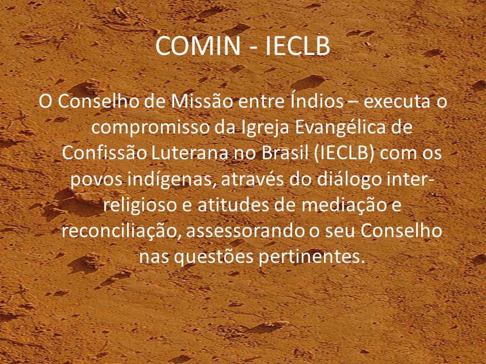 COMIN - IECLB