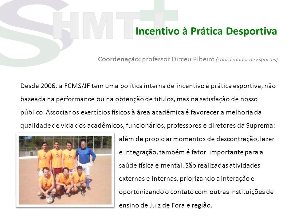 Incentivo à Prática Desportiva