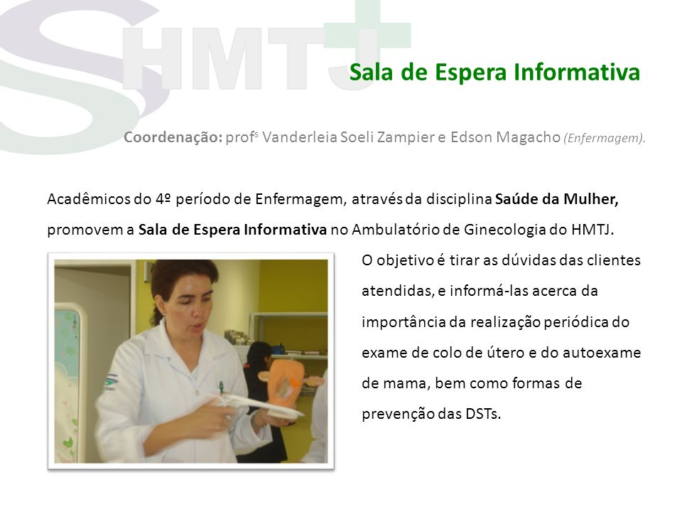 Sala de Espera Informativa
