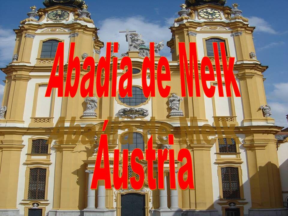 Abadia de Melk Áustria