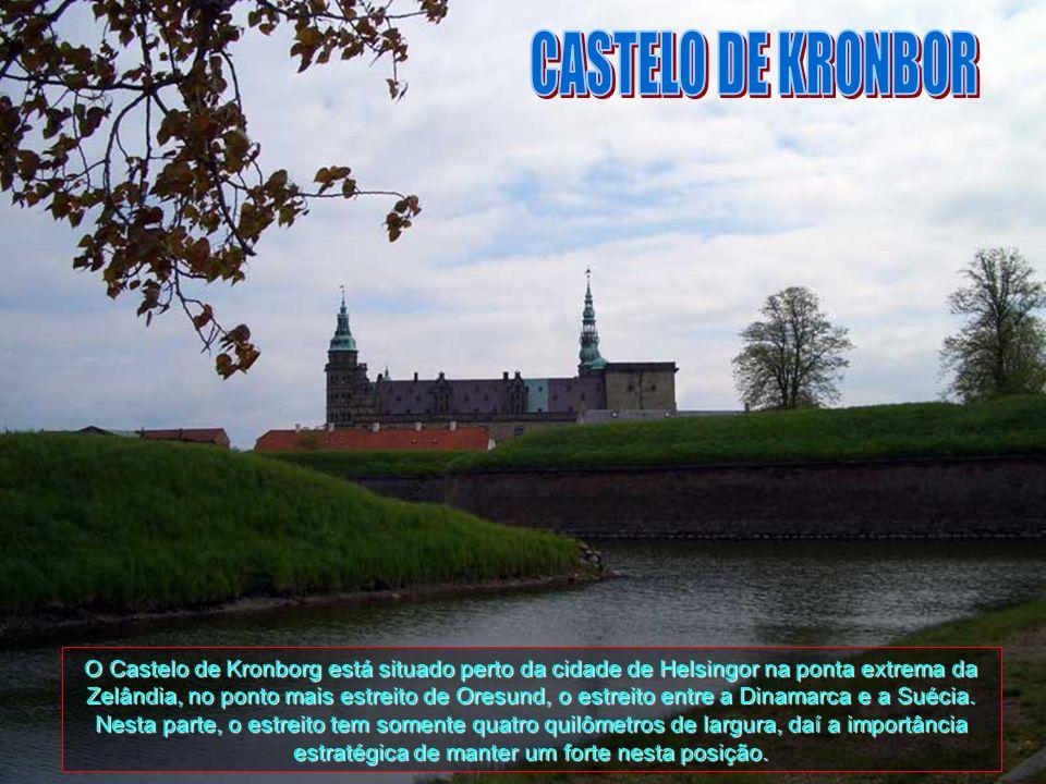 CASTELO DE KRONBOR HELSINGOR
