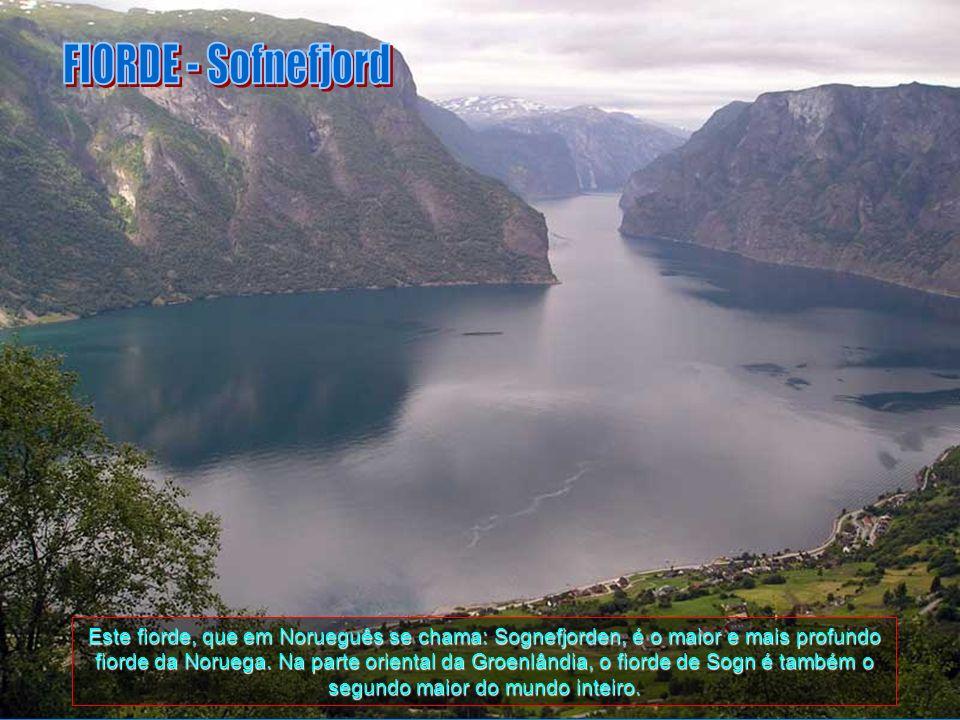 FIORDE - Sofnefjord