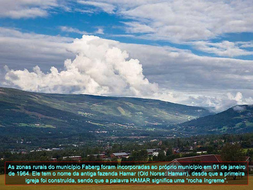 As zonas rurais do município Faberg foram incorporadas ao próprio município em 01 de janeiro de 1964.