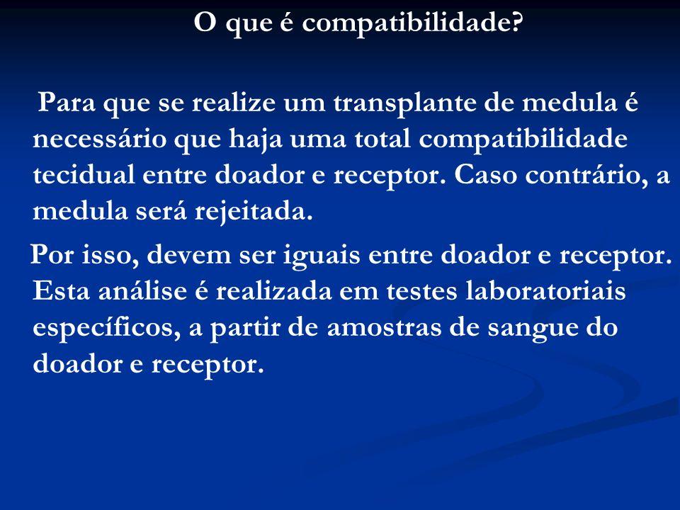 O que é compatibilidade