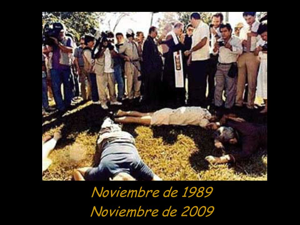 Noviembre de 1989 Noviembre de 2009