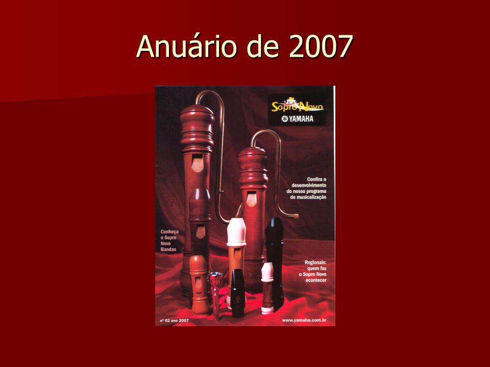 Anuário de 2007