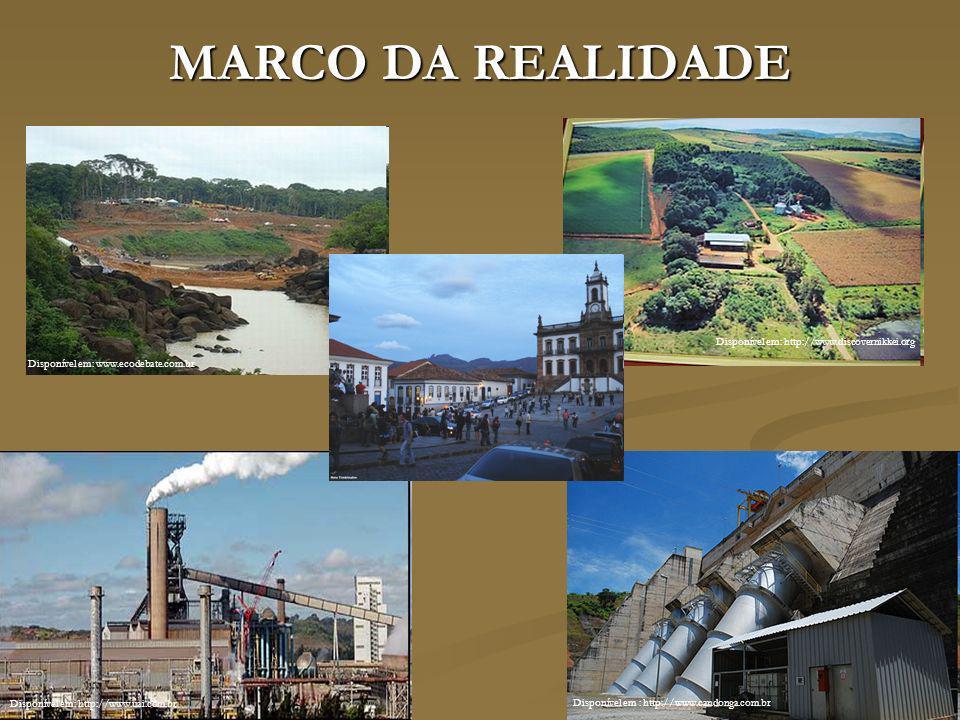 MARCO DA REALIDADE Disponível em: http://www.discovernikkei.org