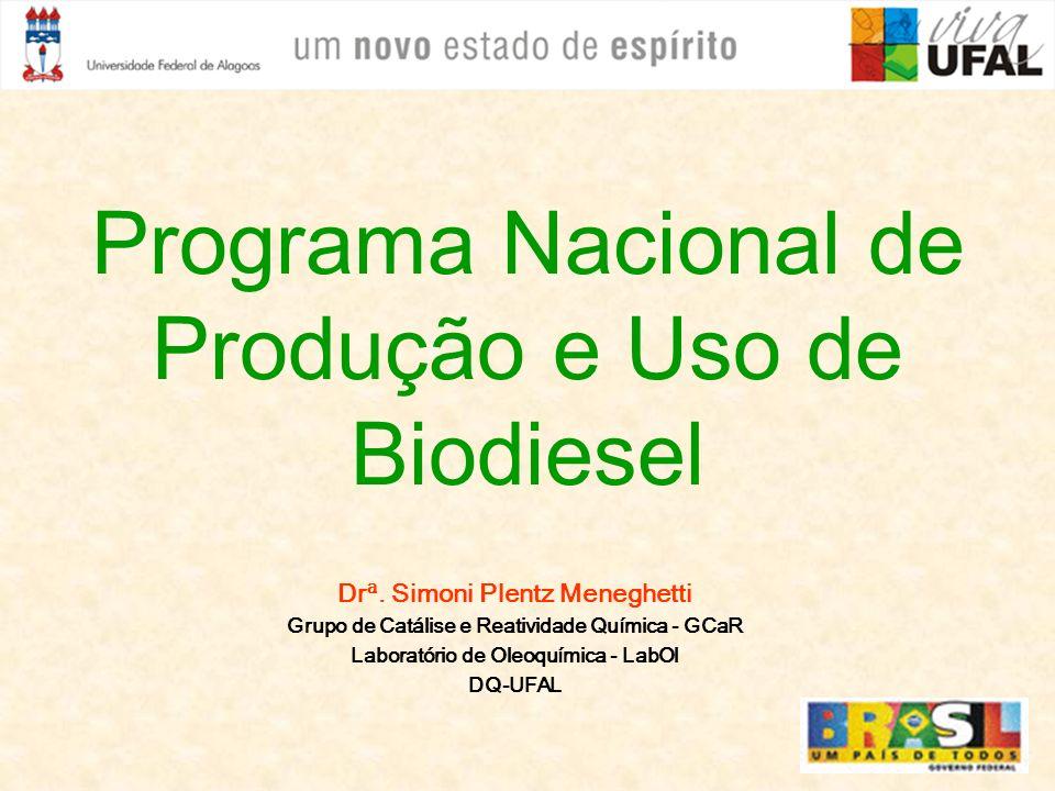 Programa Nacional de Produção e Uso de Biodiesel