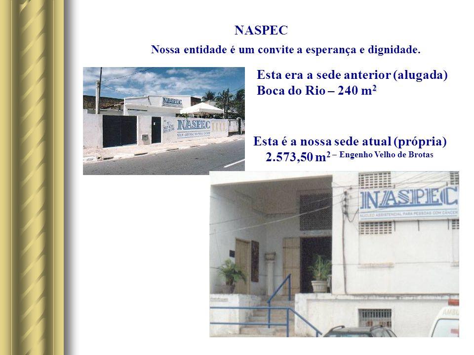 Esta era a sede anterior (alugada) Boca do Rio – 240 m2