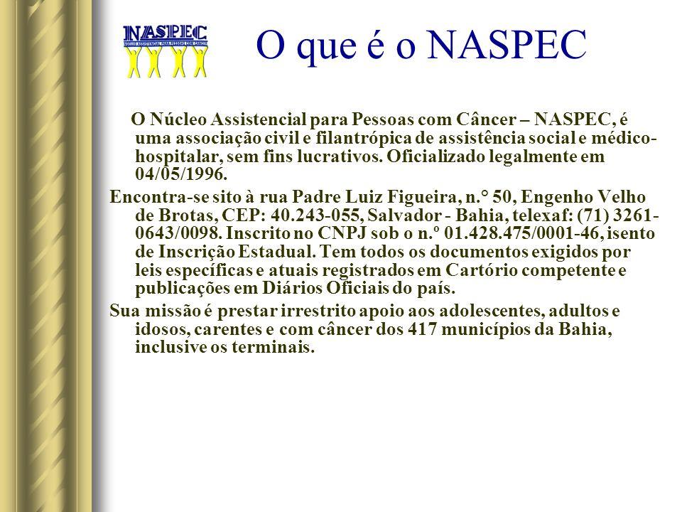 O que é o NASPEC