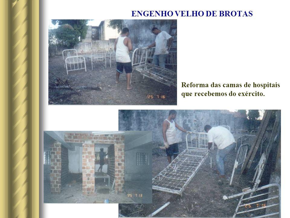ENGENHO VELHO DE BROTAS