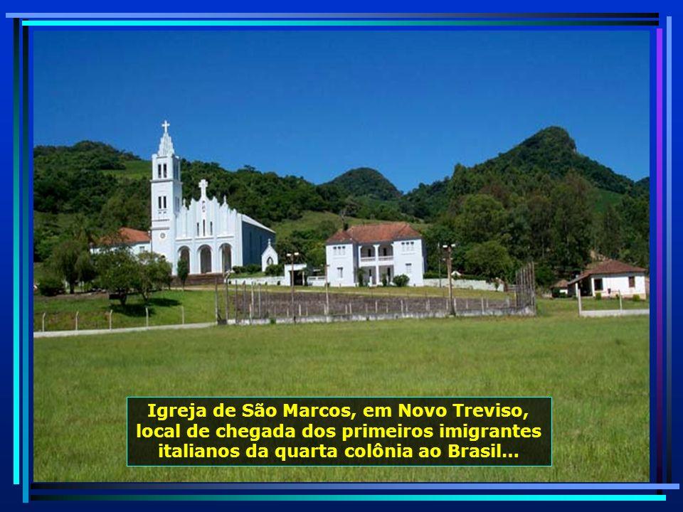P0010585 - S. J. POLÊSINE - FAXINAL DO SOTURNO - NOVO TREVISO - IGREJA SÃO MARCOS-650