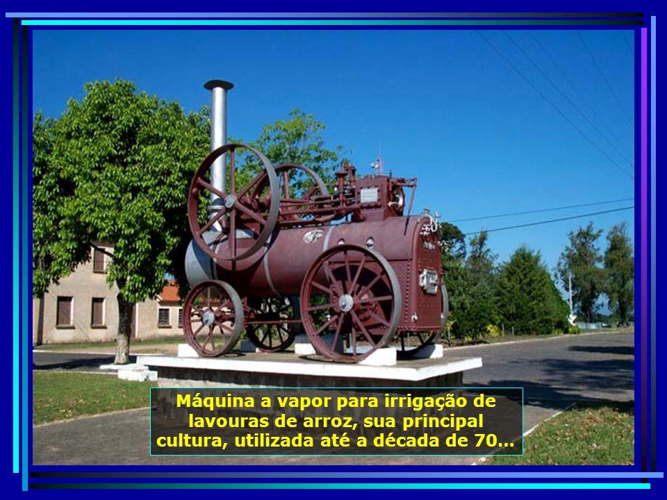 P0010216 - S. J. POLÊSINE - MÁQUINA A VAPOR PARA IRRIGAÇÃO DE ARROZ-650