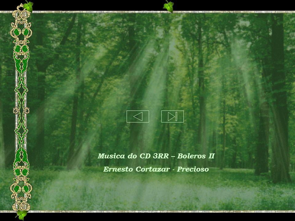 Musica do CD 3RR – Boleros II Ernesto Cortazar - Precioso