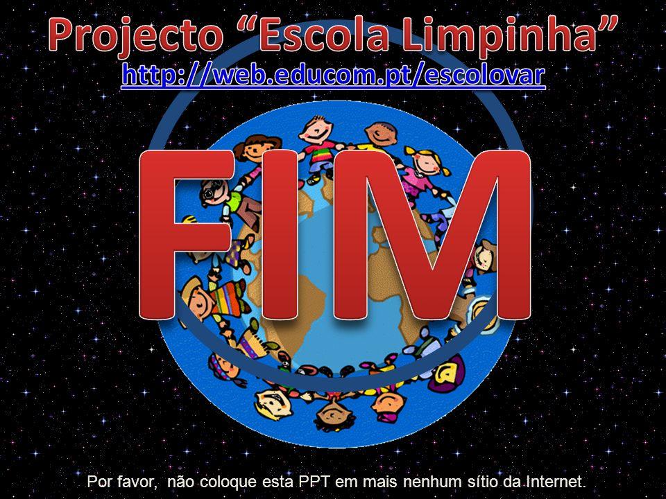 Projecto Escola Limpinha