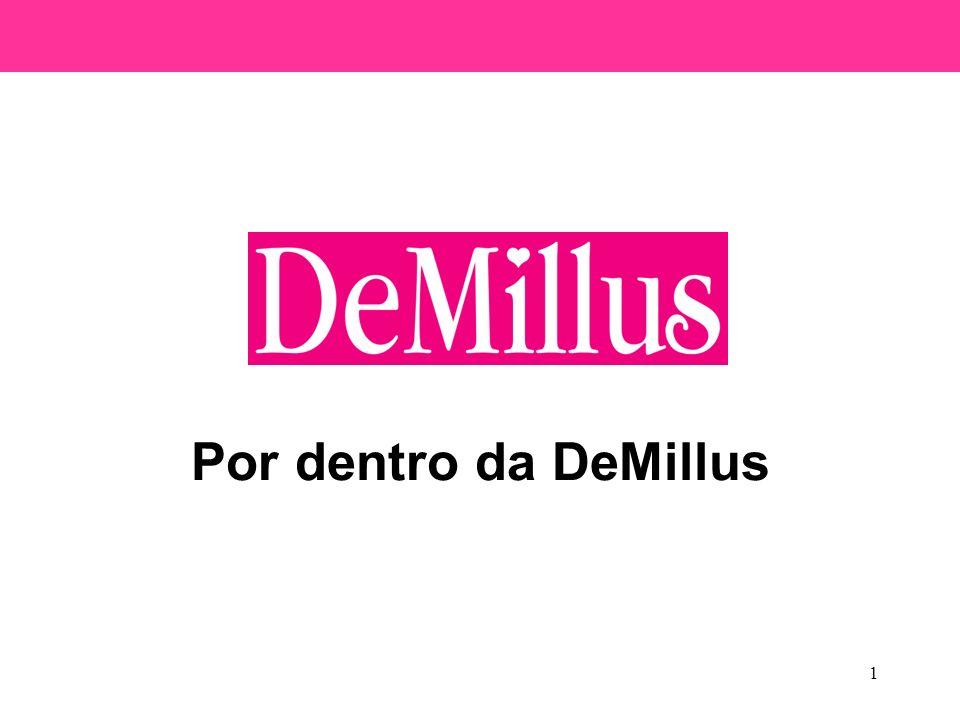 Por dentro da DeMillus