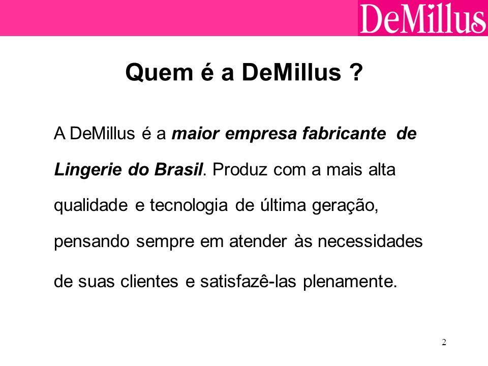 Quem é a DeMillus