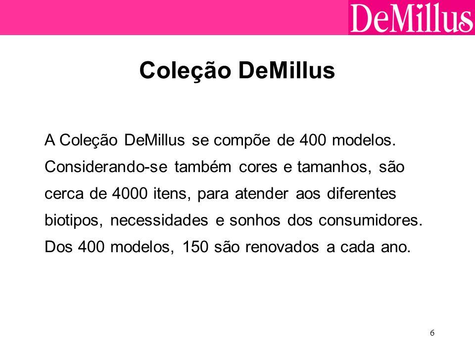 Coleção DeMillus