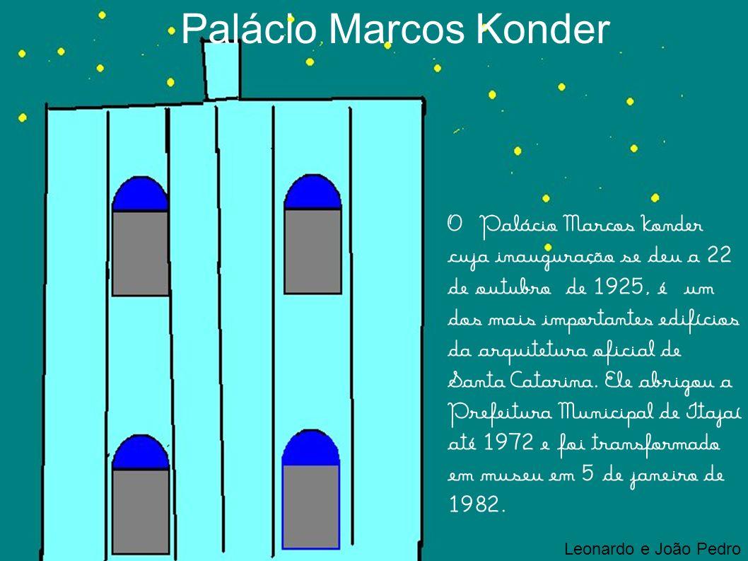 Palácio Marcos Konder