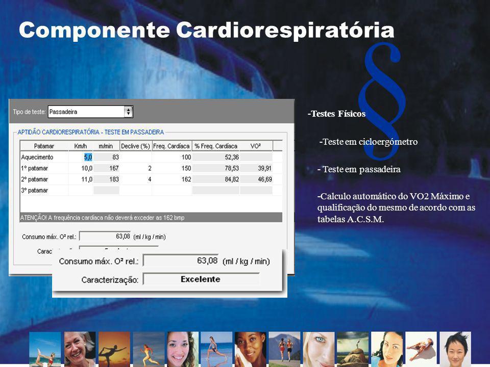 Componente Cardiorespiratória