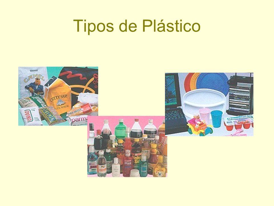 Tipos de Plástico
