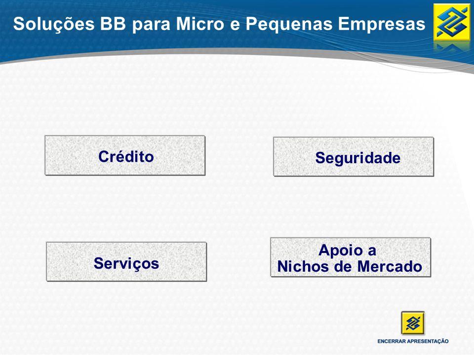 Soluções BB para Micro e Pequenas Empresas