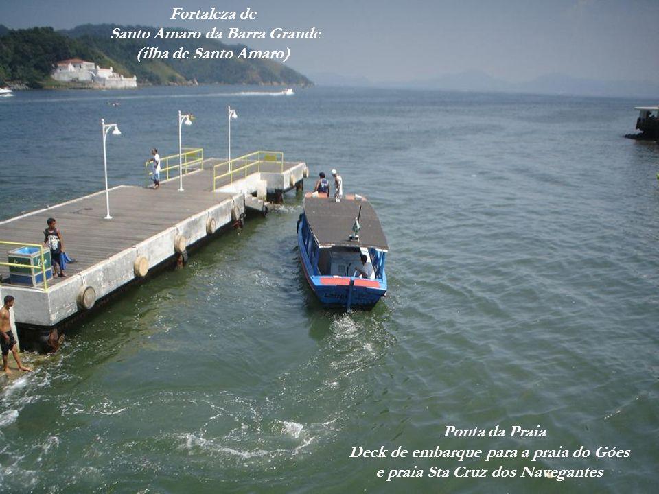 Santo Amaro da Barra Grande (ilha de Santo Amaro)