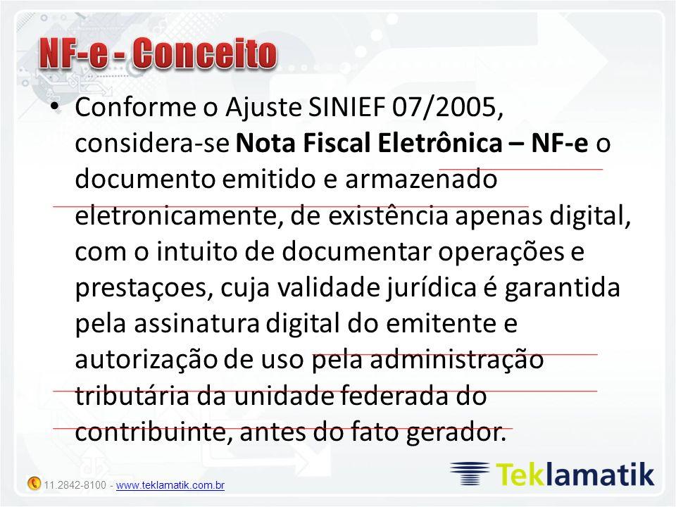 NF-e - Conceito