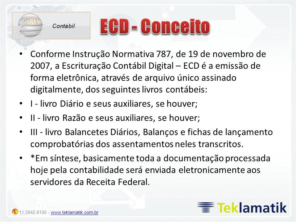 ECD - Conceito